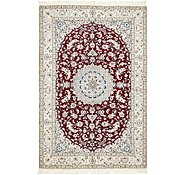 Link to 5' 1 x 7' 9 Nain Persian Rug
