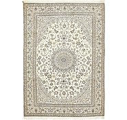 Link to 7' x 10' 2 Nain Persian Rug