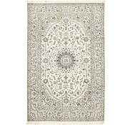 Link to 6' 7 x 10' 1 Nain Persian Rug