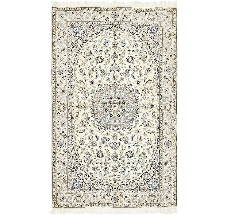 152cm x 245cm Nain Persian Rug