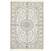Link to 5' 3 x 7' 7 Nain Persian Rug