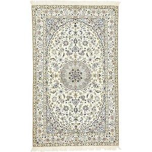 5' x 8' 2 Nain Persian Rug