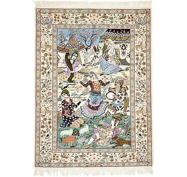 114x152 Isfahan Rug