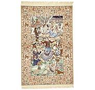 Link to 3' 7 x 5' 6 Isfahan Persian Rug