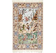Link to 3' 8 x 5' 8 Isfahan Persian Rug