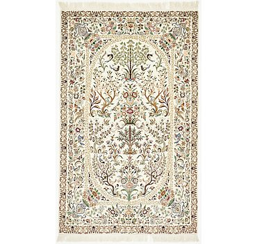 130x206 Isfahan Rug