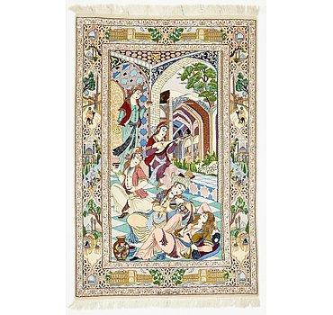 117x178 Isfahan Rug