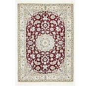 Link to 4' 9 x 6' 9 Nain Persian Rug