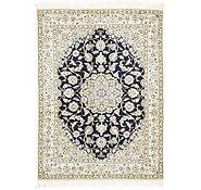 Link to 4' 11 x 6' 8 Nain Persian Rug