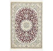 Link to 4' 10 x 6' 10 Nain Persian Rug