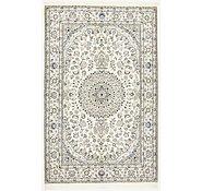 Link to 155cm x 250cm Nain Persian Rug