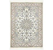 Link to 4' 9 x 6' 9 Nain Persian Rug