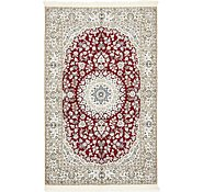 Link to 4' 11 x 8' Nain Persian Rug