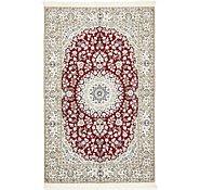 Link to 150cm x 245cm Nain Persian Rug
