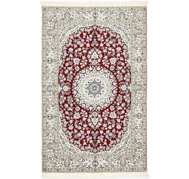 150cm x 245cm Nain Persian Rug