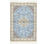 Link to 3' 1 x 4' 10 Nain Persian Rug
