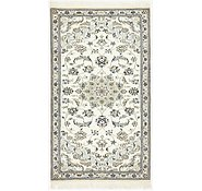 Link to 3' 3 x 5' 9 Nain Persian Rug