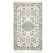 Link to 3' 2 x 5' 3 Nain Persian Rug