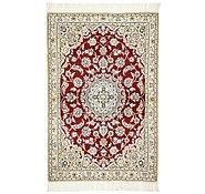 Link to 3' 3 x 5' Nain Persian Rug