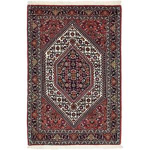 2' 4 x 3' 7 Bidjar Persian Rug