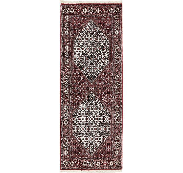 2' 4 x 6' 8 Bidjar Persian Runner Rug