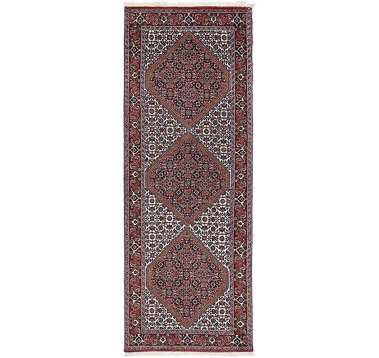 2' 6 x 7' Bidjar Persian Runner Rug