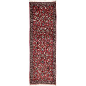HandKnotted 2' 5 x 8' 3 Bidjar Persian Runner Rug