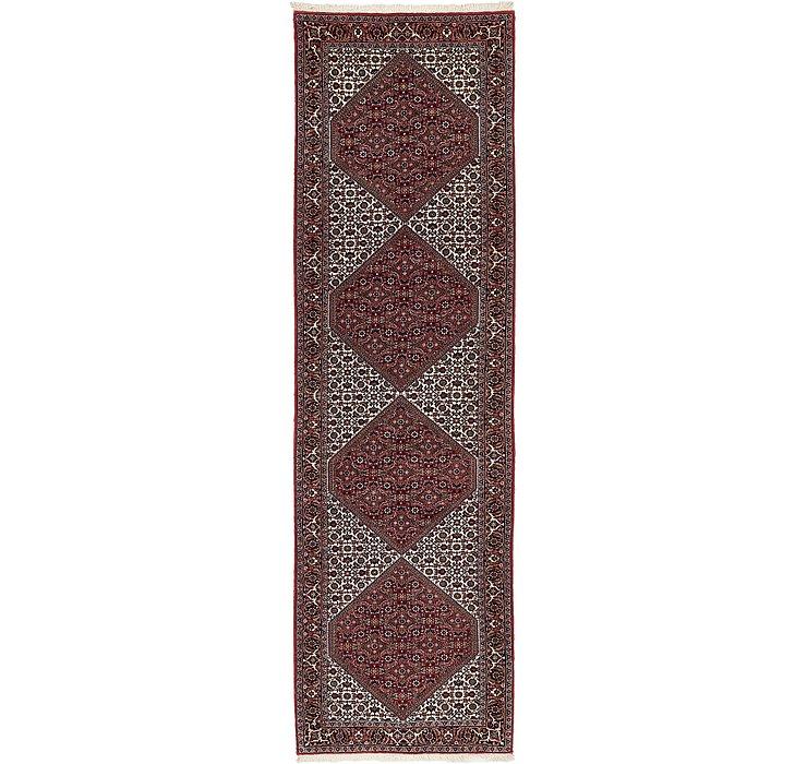 85cm x 312cm Bidjar Persian Runner Rug