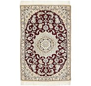 Link to 2' 10 x 4' 4 Nain Persian Rug