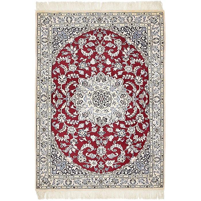 2' 3 x 4' 9 Nain Persian Rug