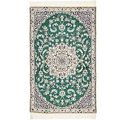 Link to 2' 9 x 4' 5 Nain Persian Rug
