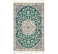 Link to 2' 9 x 4' 5 Nain Persian Rug