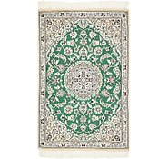 Link to 2' 10 x 4' 6 Nain Persian Rug