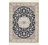 Link to 3' 3 x 4' 6 Nain Persian Rug