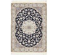 Link to 100cm x 137cm Nain Persian Rug