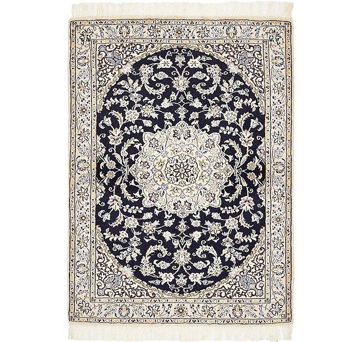 100cm x 137cm Nain Persian Rug