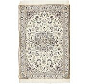 Link to 3' 2 x 4' 9 Nain Persian Rug