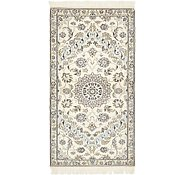Link to 2' 11 x 5' 6 Nain Persian Rug