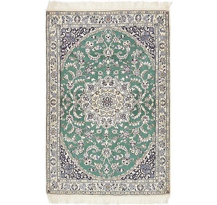 3' 1 x 5' Nain Persian Rug