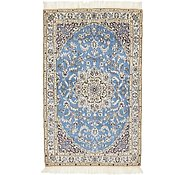 Link to 3' 2 x 5' 1 Nain Persian Rug