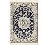 Link to 3' 3 x 4' 8 Nain Persian Rug