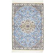 Link to 90cm x 135cm Nain Persian Rug