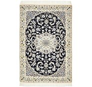 Link to 3' 4 x 5' Nain Persian Rug
