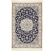 Link to 3' 3 x 4' 9 Nain Persian Rug