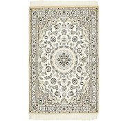 Link to 100cm x 150cm Nain Persian Rug