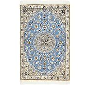 Link to 3' 2 x 4' 10 Nain Persian Rug