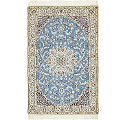 Link to 3' 2 x 5' Nain Persian Rug