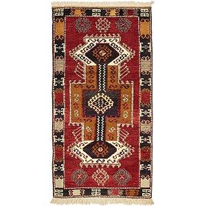 3' 2 x 6' 3 Kars Oriental Rug