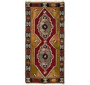 Link to 3' 4 x 7' Kars Oriental Runner Rug