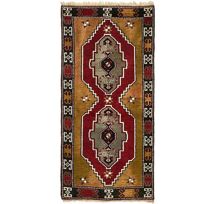 3' 4 x 7' Kars Oriental Runner Rug
